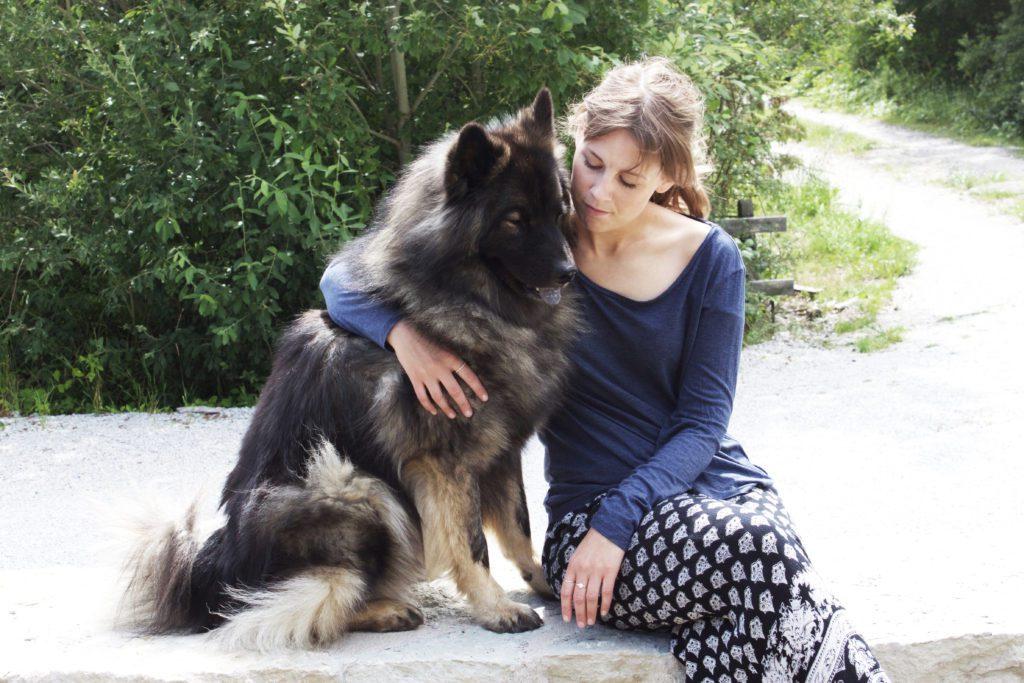 Fanny Modig - hundpsykolog