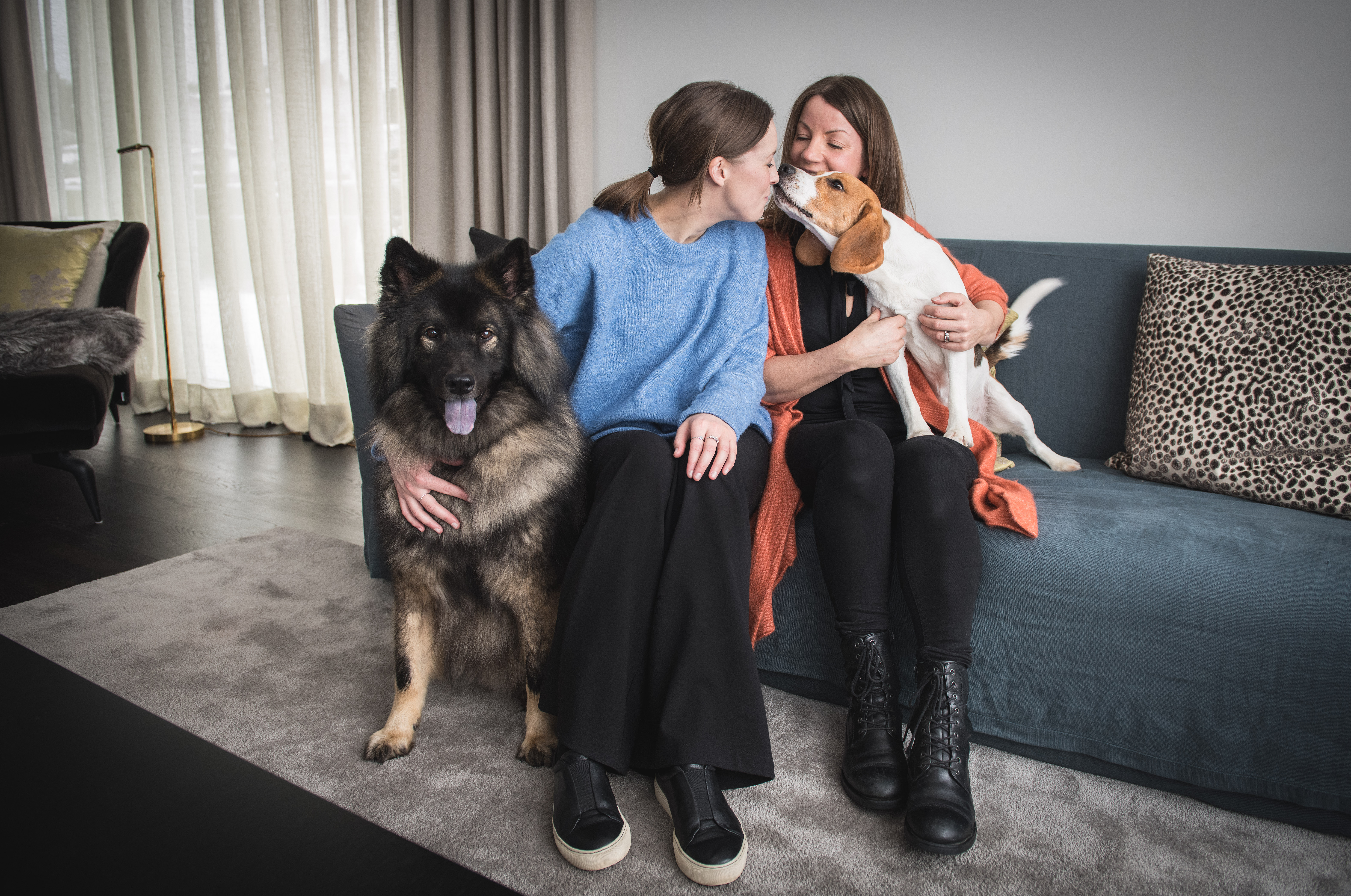 Hundpodden med Kicki & Fanny